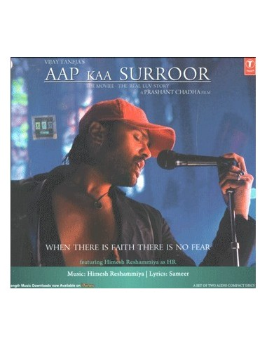 Aap Kaa Surroor - The Movie (2 CD)