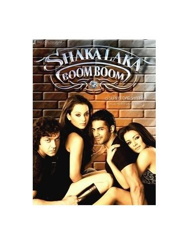 Shakalaka Boom Boom DVD
