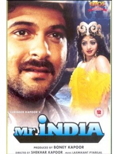 Mr India DVD (Collector)