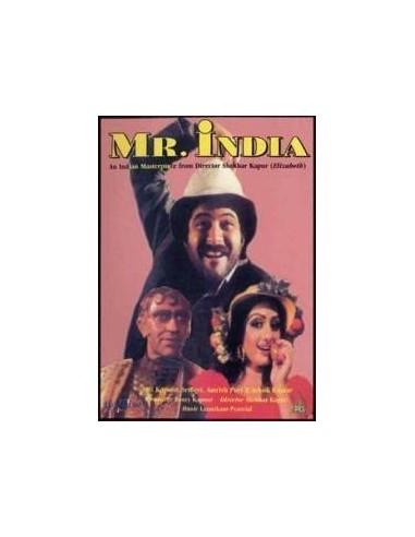 Mr India DVD