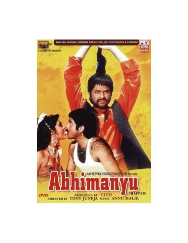Abhimanyu DVD