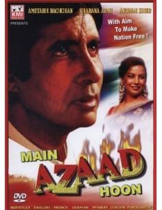 Main Azaad Hoon DVD
