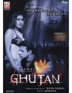 Ghutan DVD