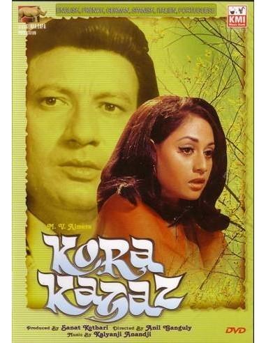 Kora Kagaz DVD