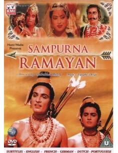 Sampurna Ramayan DVD