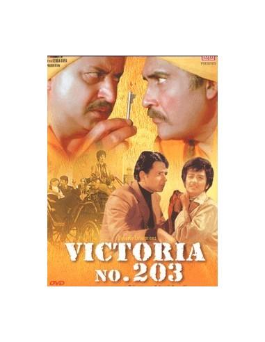 Victoria No. 203 DVD