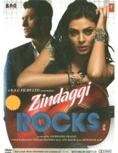 Zindaggi Rocks DVD