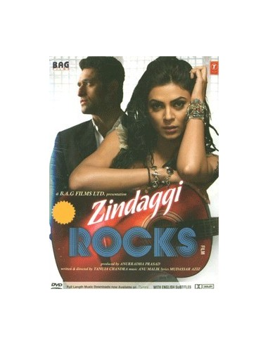 Zindaggi Rocks DVD (Collector)