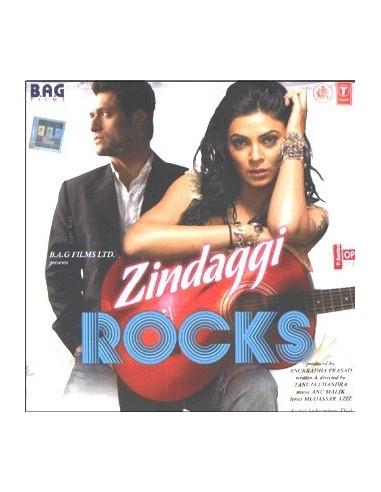Zindaggi Rocks CD
