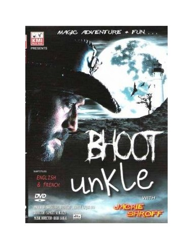 Bhoot Unkle DVD