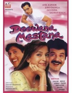 Deewana Mastana DVD
