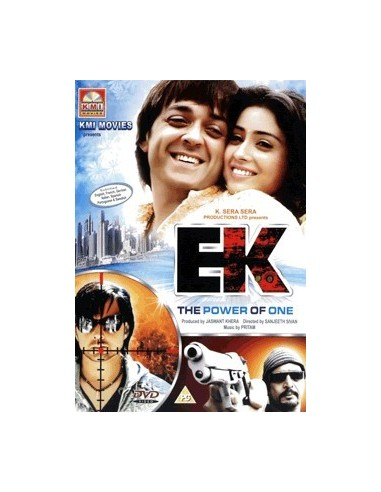 Ek - The Power of One DVD