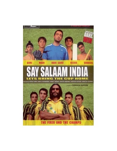 Say Salaam India DVD