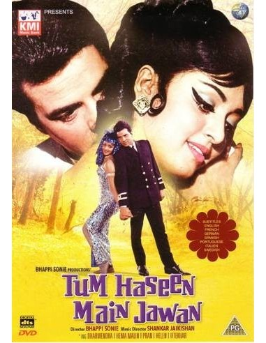 Tum Haseen Main Jawan DVD