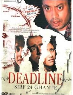 Deadline: Sirf 24 Ghante DVD
