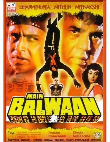 Main Balwaan DVD