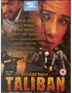 Escape From Taliban DVD