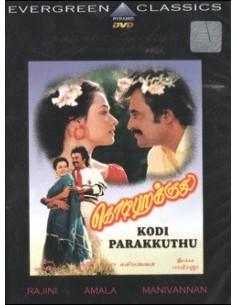 Kodi Parakkuthu DVD