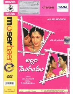 Allari Mogudu DVD