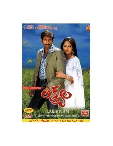 Lakshyam DVD