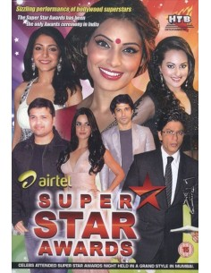 Airtel Superstar Awards 2011 DVD