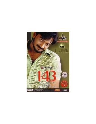 143 - And I Miss You DVD
