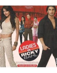 Ladies vs Ricky Bahl CD