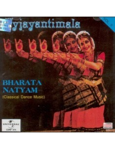 Bharata Natyam - Vol 2 CD