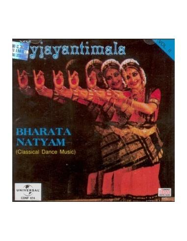 Bharata Natyam - Vol 2 CD