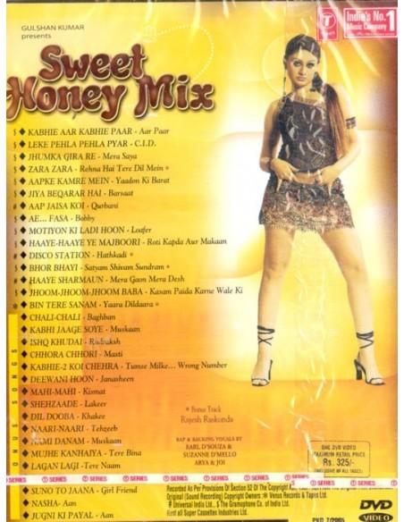 Sweet Honey Mix DVD
