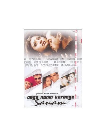 Daga Nahin Karenge Sanam CD