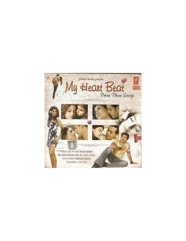 My Heart Beat - Prem Dhum Laagi CD