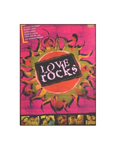 Love Rocks CD