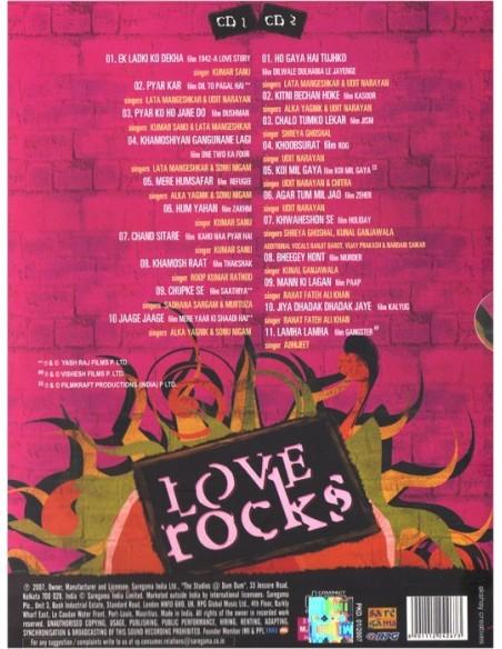 Love Rocks CD