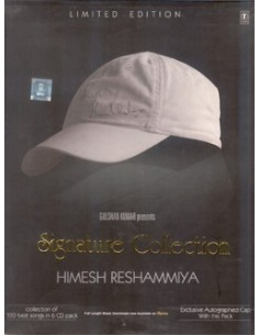 Himesh Reshamiya Signature Collection CD
