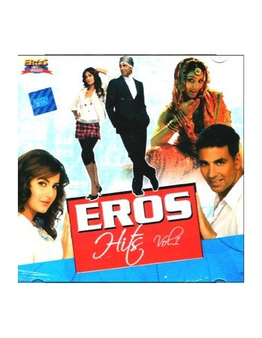 Eros Hits Vol.1 CD