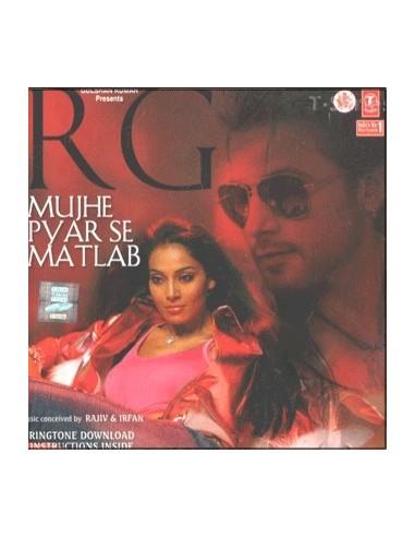 Mujhe Pyar Se Matlab CD