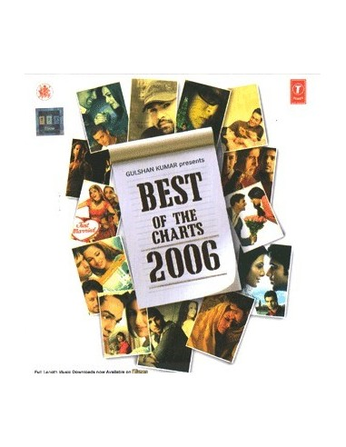 Best Of The Charts 2006 CD