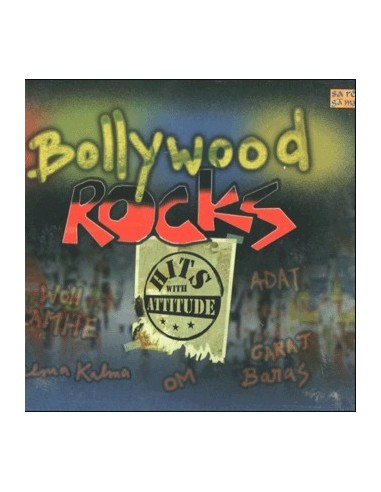 Bollywood Rocks CD
