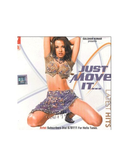 Just Move It CD