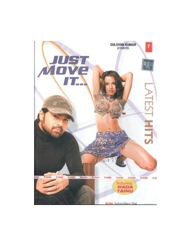 Just Move It DVD