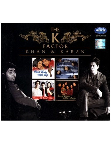 The K Factor - Khan & Karan (MP3)