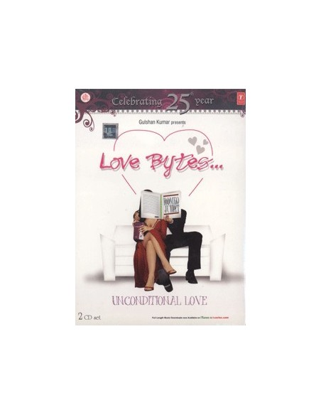 Love Bytes - Unconditional Love CD