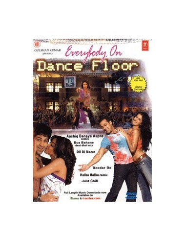 Everybody On Dance Floor DVD