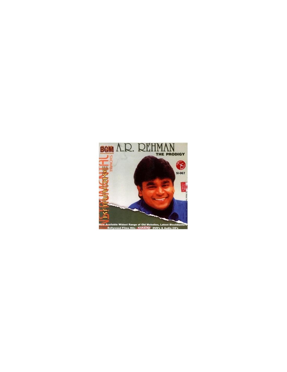 Ar Rahman Album Karaoke Tamil