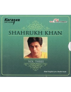 Karaoke - Shahrukh Khan Vol.3 CD