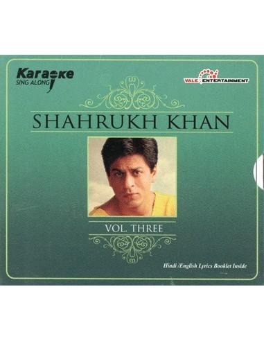 Karaoke - Shahrukh Khan Vol.3 CD
