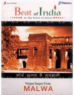 Beat of India - Malwa CD