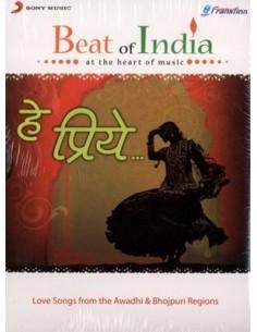 Beat of India - Love Songs From The Awadhi & Bhojpuri Regions CD