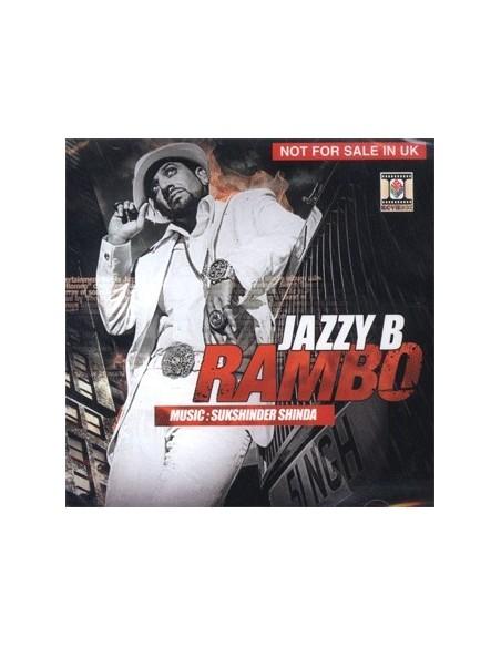 Jazzy B - Rambo CD